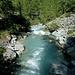 Dieser Bach führt insbesondere die Schmelzwässer des Glacier du Weisshorn und des Glacier de Moming.