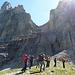 Klettersteig Rotstock