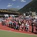 Ziel des SwissAlpine - heute dem Nachwuchs vorbehalten