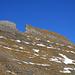 SW-Grat der Winteregg. Dieser Anblick liess mich erschaudern, wollte ich doch ursprünglich diesen Grat begehen...