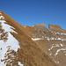 Links Bira (Gipfel noch verdeckt), rechts Winteregg