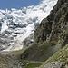 Biwakplatz 2 auf 2880m