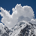 Die ersten echten Quellwolken (die in einen kurzen Regenschauer ausarteten)