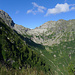 Rückblick Richtung Lagasca