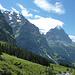 Mättenberg und Eiger