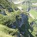 Rückblick von Motaroi di Bri in den Talschluss des Vl Rierna