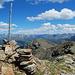 Gipfel der Valisera (2716 m)