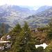 schöner Überblick vom Simmental, Richtung Stockhorn und Niesen