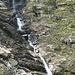 der heute harmlose Wasserfall