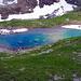 keine Ahnung wie dieser See heißt; er befindet sich etwas unterhalb des Schwarzgrätli... und noch einiges oberhalb von Schwarenbach