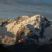 Breithorn au lever du soleil
