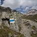 Randonnée alpine (balisage bleu et blanc)