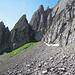 Die Überschreitung der Silberplattenköpfe im Alpstein war früher als klassische Alpstein-Klettertour bekannt. Ist aber mehr in Vergessenheit geraten. Meist nur noch die Überquerung über den 4., 5. und 6. Kopf mit Schlussaufstieg zur Silberplatte.