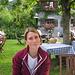 zum Abendessen in die Mühle bei Bad Oberdorf - Ausklang einer gelungenen 3-tägigen Hochvogel-Tour