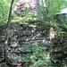 Faltenjura und ein Stück der Ruine Besserstein.