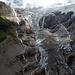 Gletscher am schmelzen