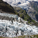 """Gletscher """"Unders Ischmeer"""" und hinten Gletscher """"Ischmeer"""""""