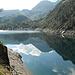 Il Madonnino riflesso nel Lago Fregabolgia