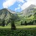 Rauhhorn 2241 m und Geishorn 2247 m