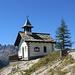 Die Walser Kapelle in Heimischgartu
