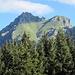 Aggenstein von der Talstation zum Füssener Jöchle