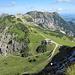 Blick von der Läuferspitze nach NW mit Füssener Jöchle