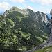 Große Schlicke vom Aufstieg zur Roten Flüh<br />
