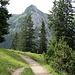 Unterwegs am Tannheimer Höhenweg