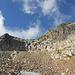 La cresta finale del Cabianca