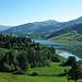 Schwarzsee mit Ättenberg