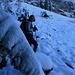 winterliche Traumlandschaft beim Hohen Gang