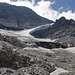 Östlicher Gletscherarm, hier führt Route 691 SAC Führer Glarner Alpen rauf