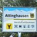Ja... ja... obschon Kanton Uri sich auf der andere Seite des Surenenpass befindet ist Nieder Surenen einen Teil der Gemeinde Attinghausen. Dies ist eine Folge des ehemaligen Streits der Urner mit dem Kloster Engelberg