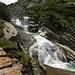 ... und der Wasserfall