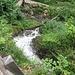 Wasserfall am Waalweg