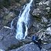beim Sinterbach Wasserfall