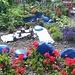 Schöne Garten in Saas Grund