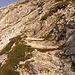 Gut befestigter Weg zur Meilerhütte