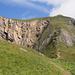 Aufstiegpfad zum Alvier