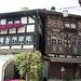 wunderschöne Häuserfronten in Werdenberg