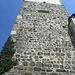 der Turm der Burg Werdenfels
