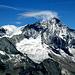 Das Weisshorn - Ein mächtiger Berg, auch von der etwas unbekannteren Zinaler Seite aus.