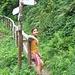 Qui a destra si lascia il sentiero n.1 [u Kikò] mi attende....