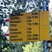 Start in Gfelle, erstes Ziel Mittlist Hütten