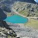Diavolezza-See ganz in Türkis