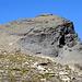 Brushghorn vetta N, nemmeno indicata sulla cartografia. E' stato un escursionista con cui, in inglese, abbiamo conversato.
