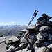 La cima S del Brushghorn 3056mt