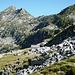 Alpe Casciano Piatto mit Bassa di Pertüs