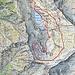 Ungefähre Route Tome - Bocchetta di Tome