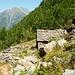 Alpe Pertüs 1380m - jahrelang war hier meine Seele zuhause.